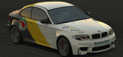 BMW M1 - sponsor Bombardieri 2