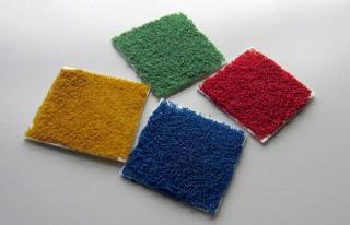 Quarzo colorato - vari colori [0,7-1,2 mm]